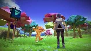 Nuevo tráiler - Digimon World Next Order
