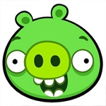 Bad Piggies se muestra en un video