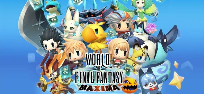 Anunciado World of Final Fantasy Maxima
