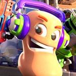 Worms Rumble se lanza y llega a PlayStation Plus