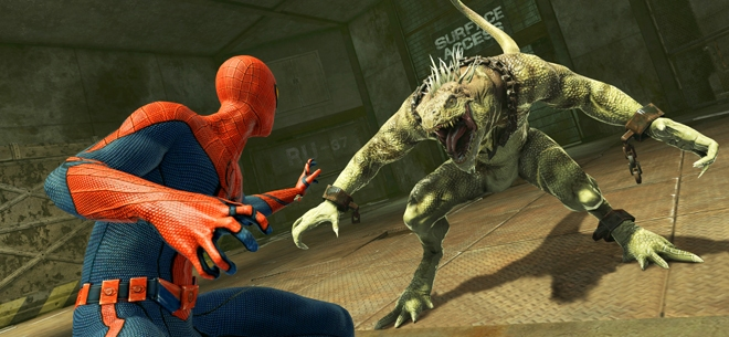 Avance de The Amazing Spider-Man