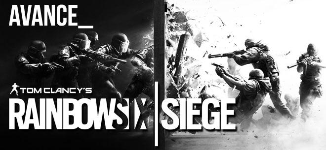 Avance de Rainbow Six Siege