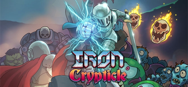 Iron Crypticle (PSN/XBLA)
