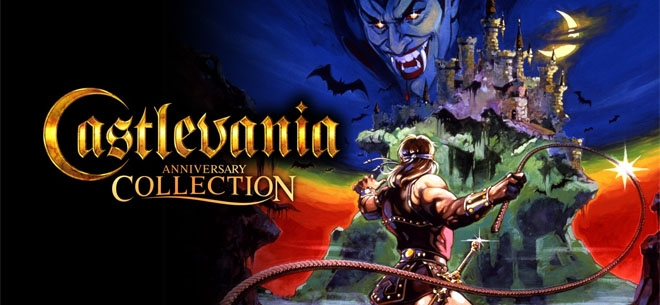 Konami Anniversary Collection: Castlevania (PSN/XBLA/eShop)
