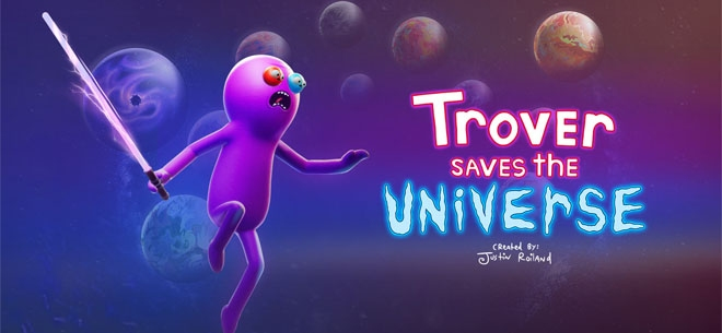Trover Saves the Universe (PSN)