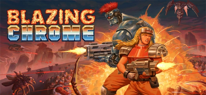 Blazing Chrome (PSN/XBLA/eShop)